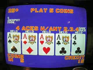 Aces with a kicker -- DEALT again! -- Bob's 4th