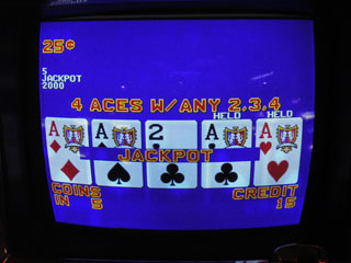 One of Sharon's set of Aces with... (2nd of her day)