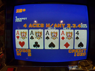 One hour after the royal, Bob got Aces with kicker on same machine